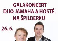 Galakoncert Duo Jamaha a hosté
