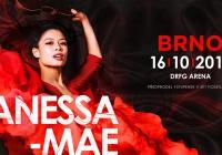 Vanessa-Mae v Brně