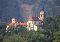Sázavský klášter - Castle tour