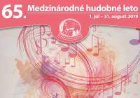 65. Medzinárodné hudobné leto