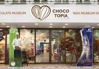 Muzeum čokolády Choco-Story v Praze, Praha 1