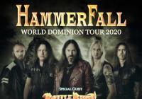 HammerFall v Praze