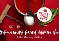 Svatomartinský festival delikátní chuti Kladruby u Stříbra