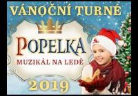 Popelka - muzikál na ledě Ostrava