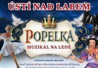 Popelka - muzikál na ledě Ústí nad Labem