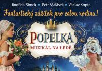 Popelka - muzikál na ledě Brno