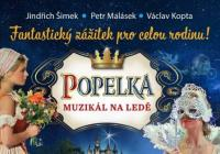 Popelka - muzikál na ledě Karlovy Vary
