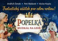 Popelka - muzikál na ledě Pardubice