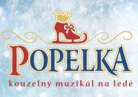 Popelka - muzikál na ledě Praha