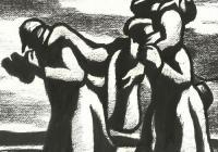 Otto Matoušek / Kresby z koncentráku