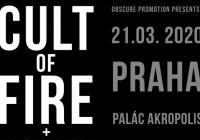 Cult of Fire v Praze