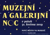 Muzejní noc - Horácká galerie v Novém Městě na Moravě