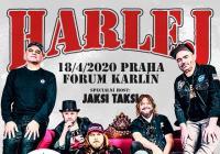 Harlej v Praze
