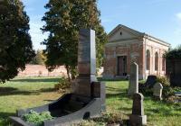 Židovský hřbitov, Český Krumlov