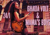 Ghalia Volt & Mama's Boys (USA)