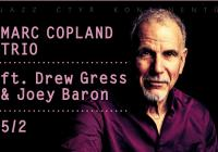 Marc Copland Trio ft. Drew Gress & Joey Baron