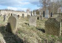 Židovský hřbitov Kardašova Řečice