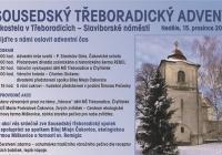 Sousedský třeboradický advent - Praha Čakovice