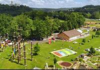Adrenalin park, Hluboká nad Vltavou