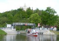 Přístaviště Munický rybník – Hluboká nad Vltavou