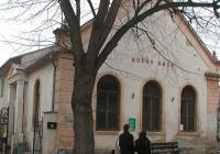 Židovské ghetto a bývalá synagoga, Hluboká nad Vltavou