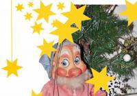 Skřítci a trapslíci o Vánocích