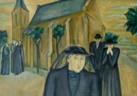 Miloslav Holý / Vdova, 1922