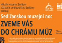 Muzejní noc - Sedlčany