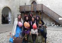 Velikonoční prázdniny s draky - Hrad a zámek Staré Hrady