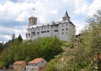 Návštěva mladé dámy, recitál o lásce na hradě Rožmberk