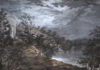 Večerní komentovaná procházka zámeckým parkem Krásný Dvůr