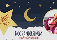 Noc s Andersenem 2019 na téma: Po stopách přízraku Hanse Christiana Andersena