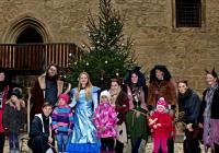 Vánoce na hradě Staré hrady