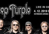Deep Purple v Ostravě