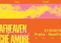 Deafheaven & Touché Amoré v Praze