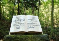 Památník Kniha, Karlovy Vary