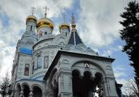 Pravoslavný chrám sv. Petra a Pavla, Karlovy Vary