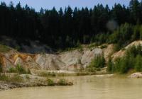 Pískovna Seč