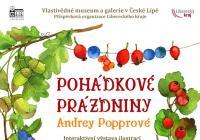 Pohádkové prázdniny Andrey Popprové