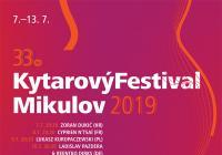 Kytarový festival na zámku Mikulov
