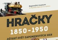 Hračky 1850 – 1950