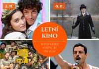 Kinematograf bratří Čadíků – letní kino 2019 na žďárském zámku