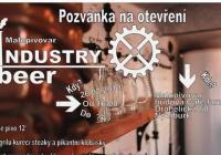 Otevření minipivovaru Industry Beer Nymburk