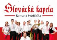 Slovácká kapela Romana Horňáčka