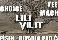 Wasteland Tour: Lili Vilit // 1st Choice // Feel Machine