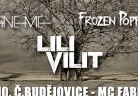 Wasteland Tour: Lili Vilit // Define Me // Frozen Poppyhead