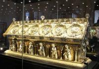 Výlet do Bečova nad Teplou – relikviář sv.Maura