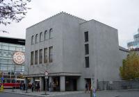 Smíchovská synagoga, Praha 5