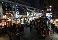 Vánoční trhy Anděl