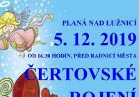 Čertovské rojení - Planá nad Lužnicí